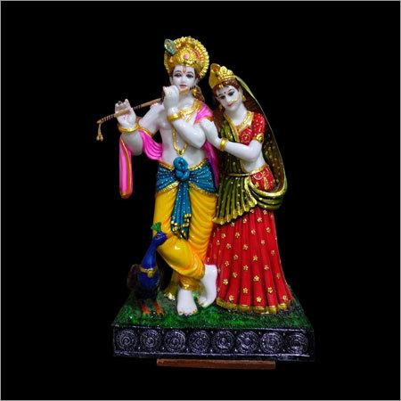 Radha Krishna Idol Statue