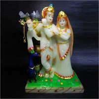Kabutar Lord Radha Krishna