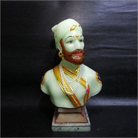 11 Inches Shivaji Maharaj Statue