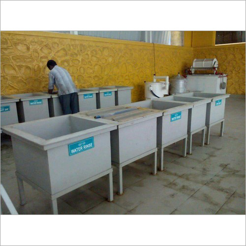 Electroplating Plating Plant