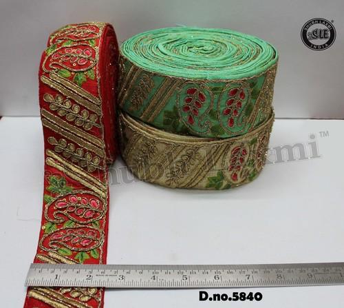 Zari Embroidery Lace