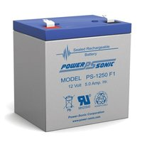 Powersonic 12V, 35AH Sealed Lead Acid Battery, PS-
