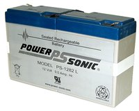 Powersonic 12V, 8.2AH Sealed Lead Acid Battery