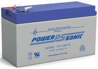 Powersonic 12V, 9AH Sealed Lead Acid Battery