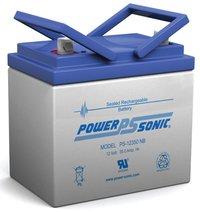 Powersonic 12V, 35AH Sealed Lead Acid Battery