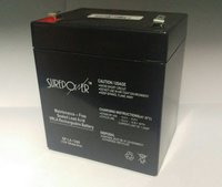 Surepower 12V, 4AH Sealed Lead Acid Battery