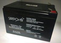 Surepower 12V, 12AH Sealed Lead Acid Battery