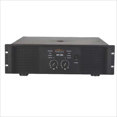 MT Series DJ Amplifier