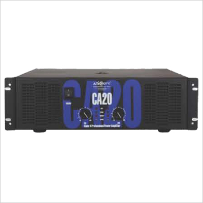 DJ Amplifier--CA 20