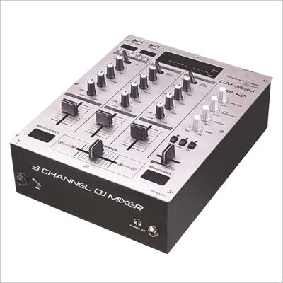 3 Channel Dj Mixer