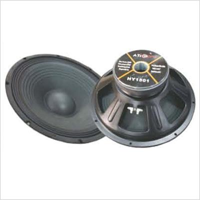 15 inch Ferrite Series dj speaker