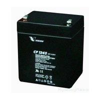 Vision 12V, 4.5AH Sealed Lead Acid Battery CP-1245