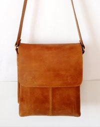 Multi Purpose Everyday Market Leather Bag