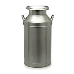 Steel Milk Can