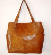 Leather Tote Shoulder Boho Bag