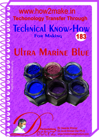 Ultra Marine Blue Technical Know-How Report