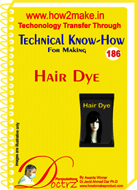 Hair Dye Technical Know-How Report