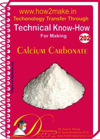 Calcium Carbonate Technical Know-How Report