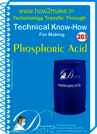 Phosphoric Acid Technical Know-How Report