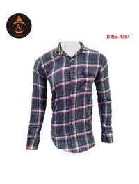 Men's Attractive Checks Shirt