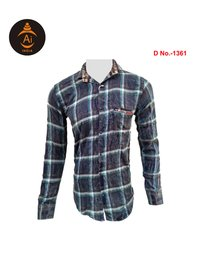 Men's Attractive Checks Shirt