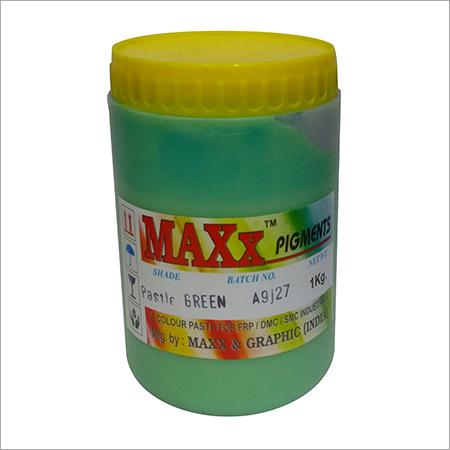 Pastle Green Pigment Paste