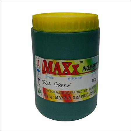 Bus Green Pigment Paste