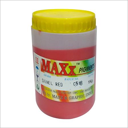 Signel Red Pigment Paste