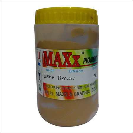 Bama Brown Pigment Paste