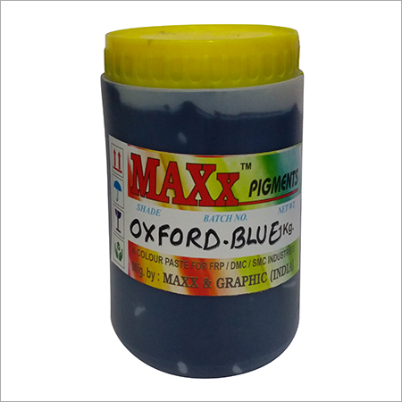 Oxford Blue Pigment Paste