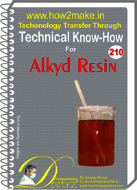 Alkyd Resin Technical Know-How Report