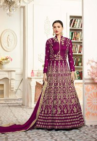 Sajawat sashi gauhar khan suits catalog handwork
