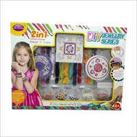New Plastic Deluxe Box Diy Beads Set