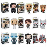 Game Of Thrones Bobble Head Funko Pop Action Figure Toy