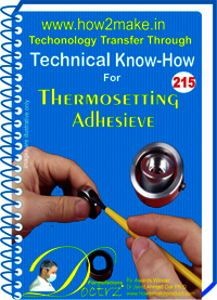 Thermosetting Adhesive Technical Know-How Report