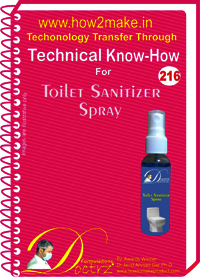 Toilet Sanitizer Spray Technical Know-How Report