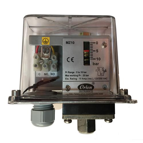 High range Pressure Switch Mx OEM series
