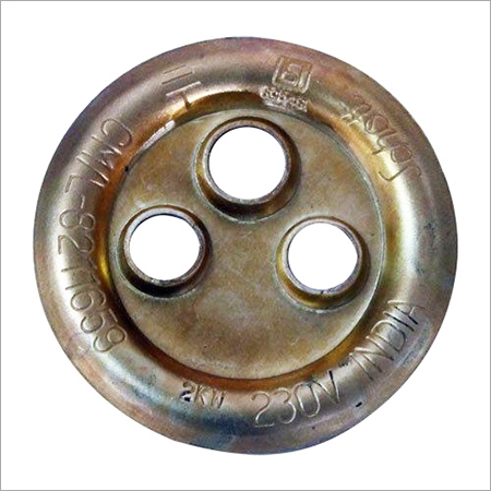 Brass & SS Mounting Cups For Heating Elements