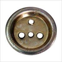 16g 2 Hole Round Brass Cup