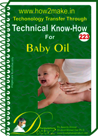 Baby Oil Technical Know-How Report