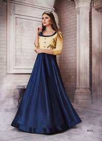 Meraki ethnic wholesale ready made gown catalog