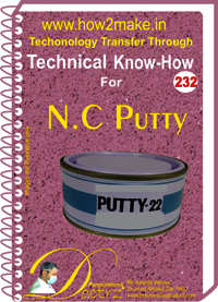 N.C.Putty Technical Know-How