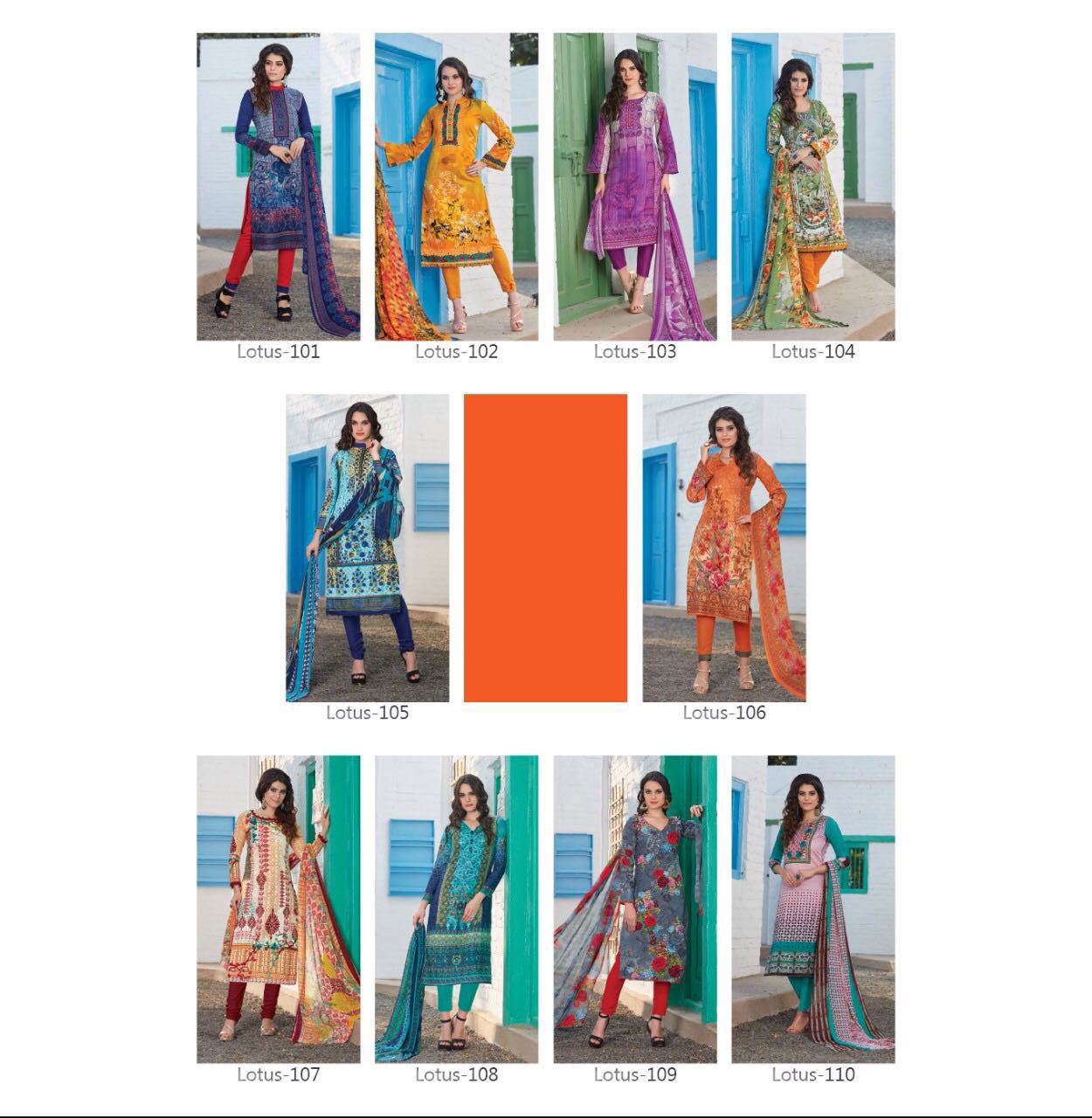 raheja cambric cotton printed suits Summer wear