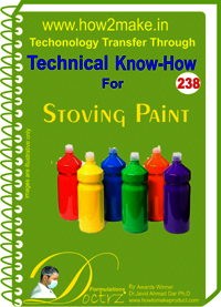 Stoving Paint Technical Know-How Report
