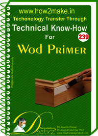 Wood Primer Technical Know-How Report