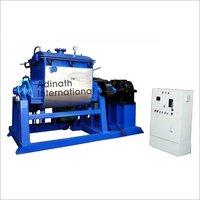 Carbon Paste Mixer 300 Liters