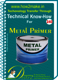 Metal Primer Technical Know-How Report