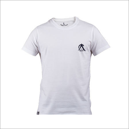Round Neck Corporate Tshirt