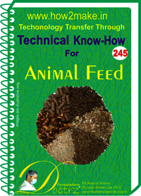 Animal Feed Technical Know-How Report