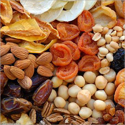 Dry Nuts & Fruits
